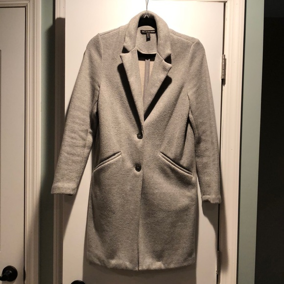 Zara Jackets & Blazers - Zara Gray Jacket